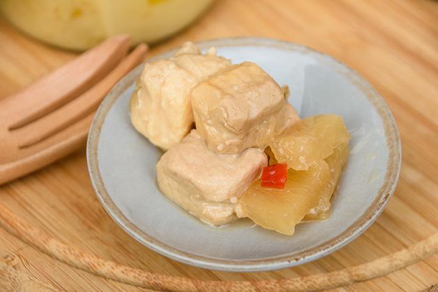 鳳梨豆腐乳 1