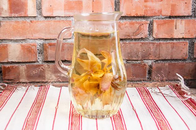 蓮花茶(花朵) 5